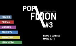Pop Fixion #3 est disponible !