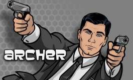 Archer : James Bond version trash