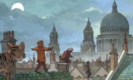 Les quatre de Baker Street : les apprentis détectives de Sherlock Holmes