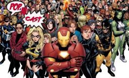 Pop'N'Cast Actu #19: Marvel face aux vendeurs et la rentrée des animes
