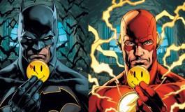 The Button: Batman et Flash mènent l'enquête