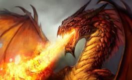 Un Thème des Œuvres #56 : Des dragons féroces !