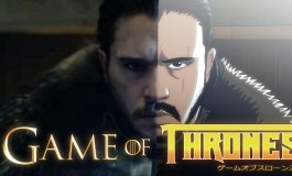 Game of Thrones en mode opening d'anime