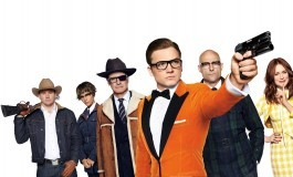 Kingsman Le Cercle d'Or : harder, better, faster, stronger