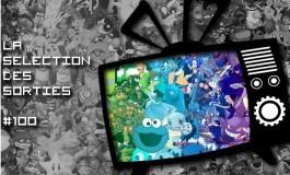 Sélection des sorties #100 : le Collectif réuni !
