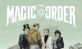 The Magic Order : Le premier comics signé Netflix