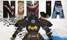 Première bande annonce pour Batman Ninja