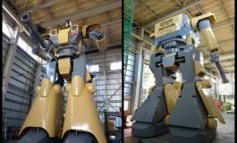 LW-MONONOFU, le nouveau Mecha géant venu du Japon