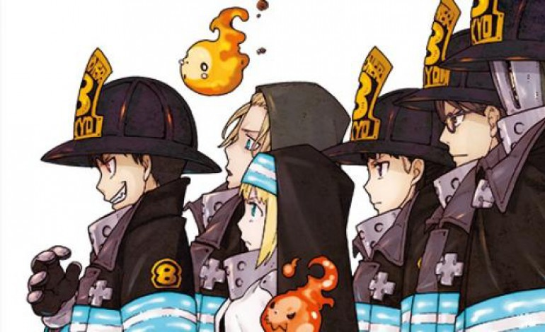 Attention, Fire Force arrive !