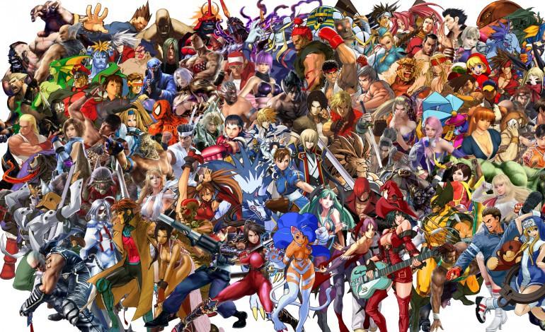 Street Fighter VS The World